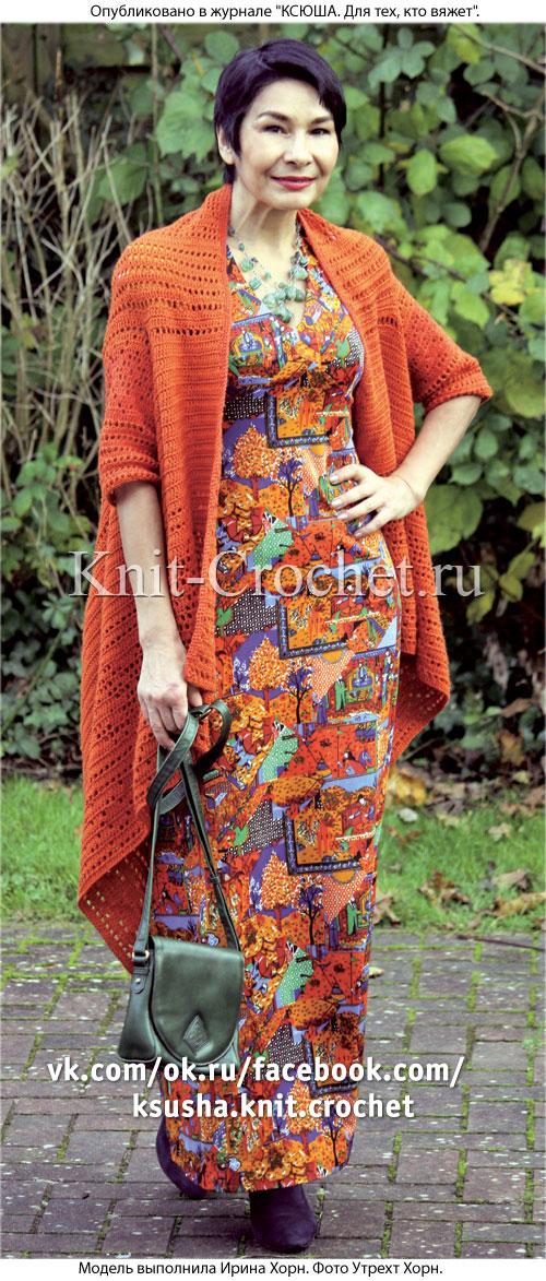 Вязание на спицах. женские модели